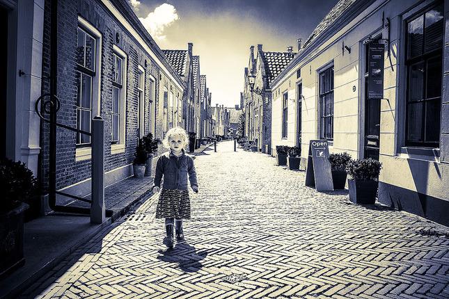 Holandská dedina