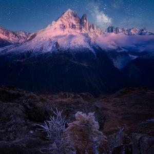 Noc pod miliónom hviezd