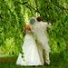 Svadobná zo zadu