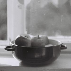 Jesenné jabĺčka