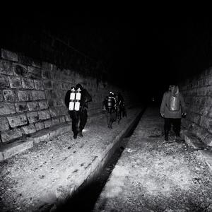 Tunel pod Dielikom-cesta