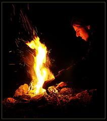 Hra s ohňom