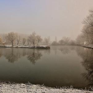 ...posledné záchvevy zimy
