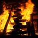 vatra na výročie SNP