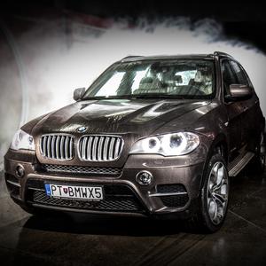 BMW a luxus