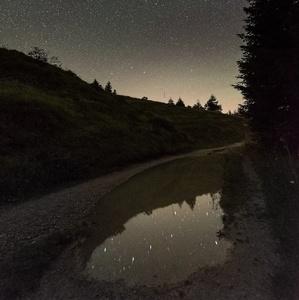Hviezdy v mláke