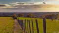Pohľad na francúzky vidiek