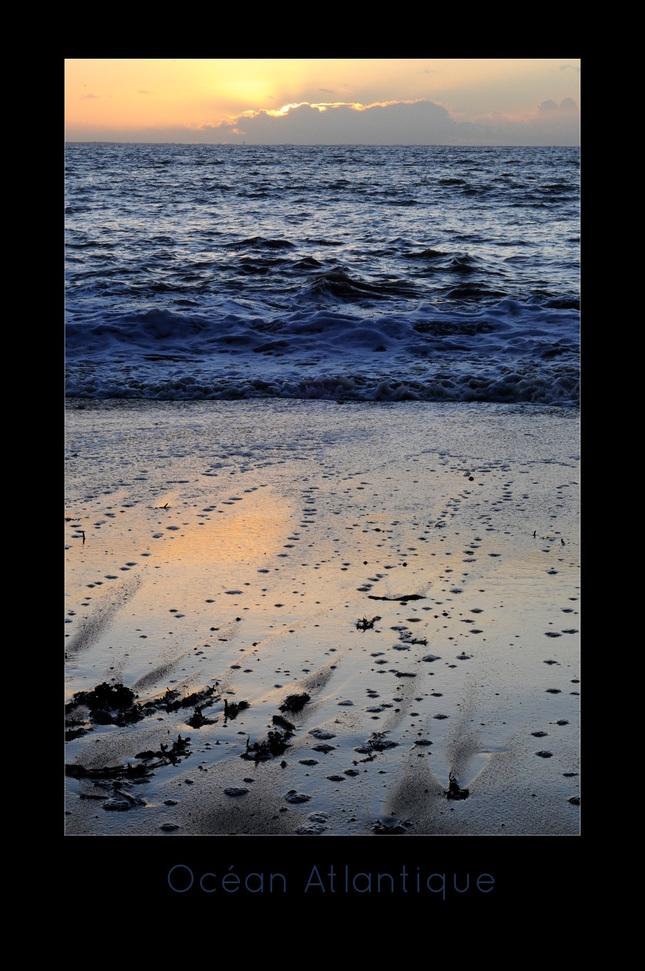 Atlantický oceán