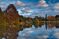 Jeseň nad riekou