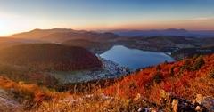 Svitanie v Slovenskom raji