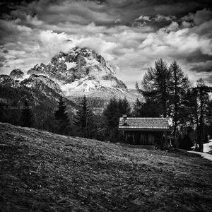 Bývanie v horách ..