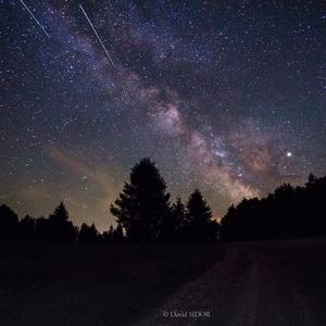 Noc v Slovenskom raji