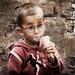 Chlapec so zmrzlinou