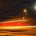 Nočná romaca na stanici