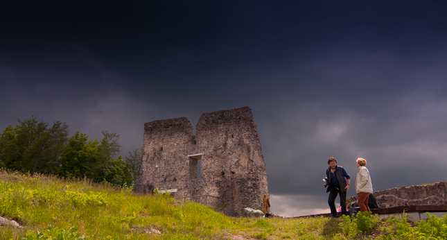 Na Pustom hrade
