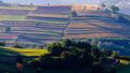 Hriňovské kopce z Raticového