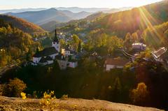 Na jeseň v Španej Doline