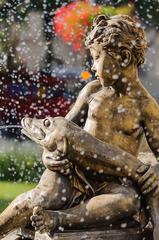 Ganymedova fontána