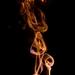 ohnivý dym