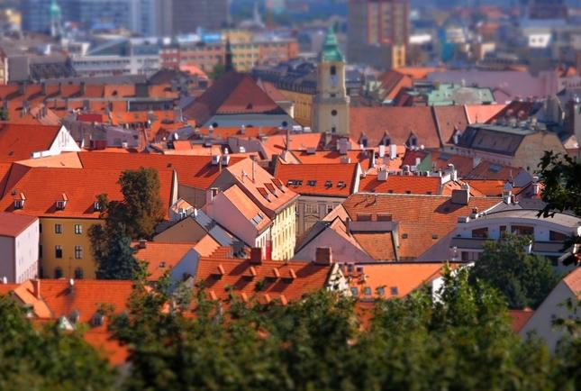 Bratislavské staré mestečko