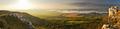 Panorama z Palavy