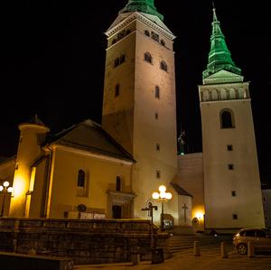 Katedrála Najsvätejšej Trojice