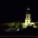 Nitriansky hrad v noci