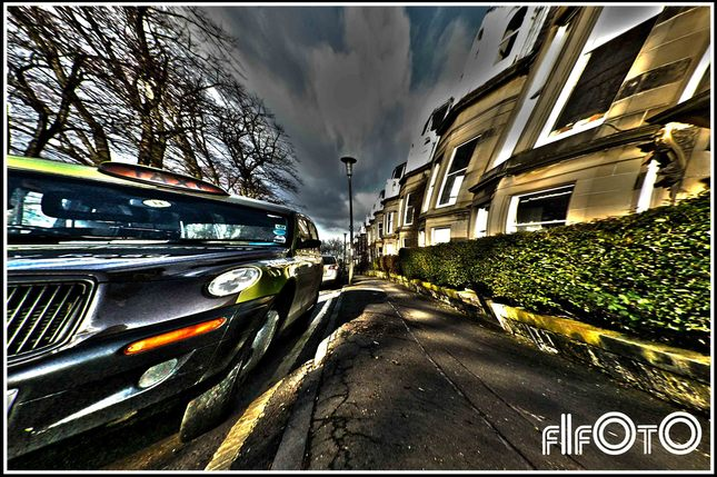 taxi way