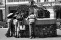 V uliciach mesta Žilina 2