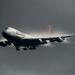 JAL Cargo - Boeing 747-400