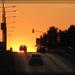cesta za slnkom