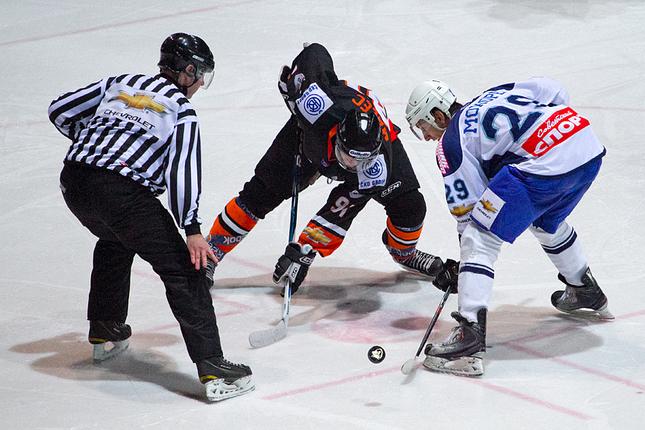 Vlci vs. Dinamo