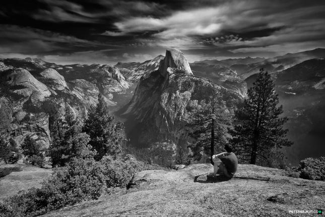 Ticho v Yosemitach