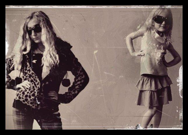 ja a moja malá sestra ;D