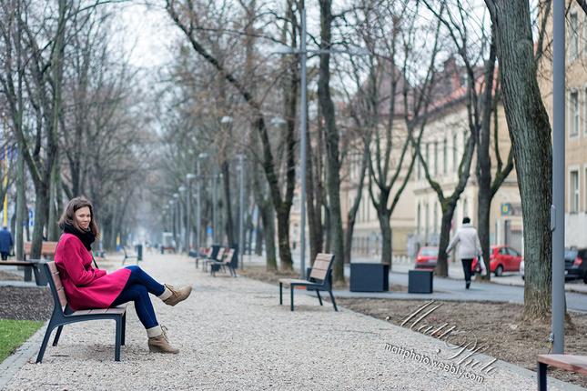 Pohoda v parku