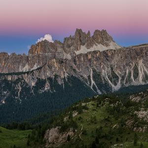 Farebné Dolomity