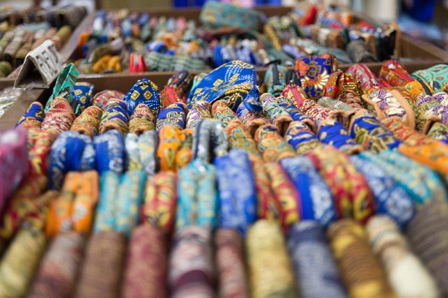 dielna na vyrobu batiky