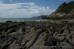skalnate pobrežie