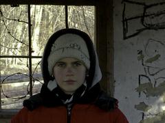 uväznená zimou