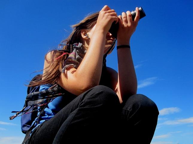 Slečna Fotografka