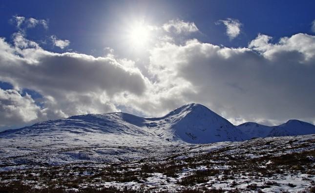 Skotska vysocina