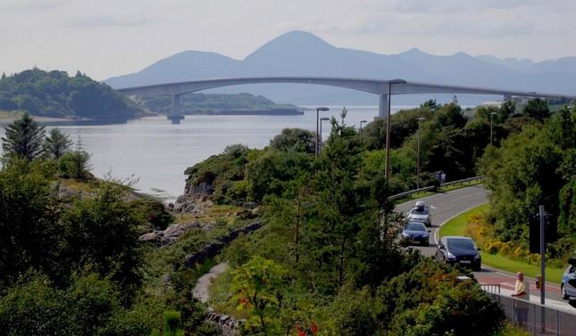 most na Isles of Skye
