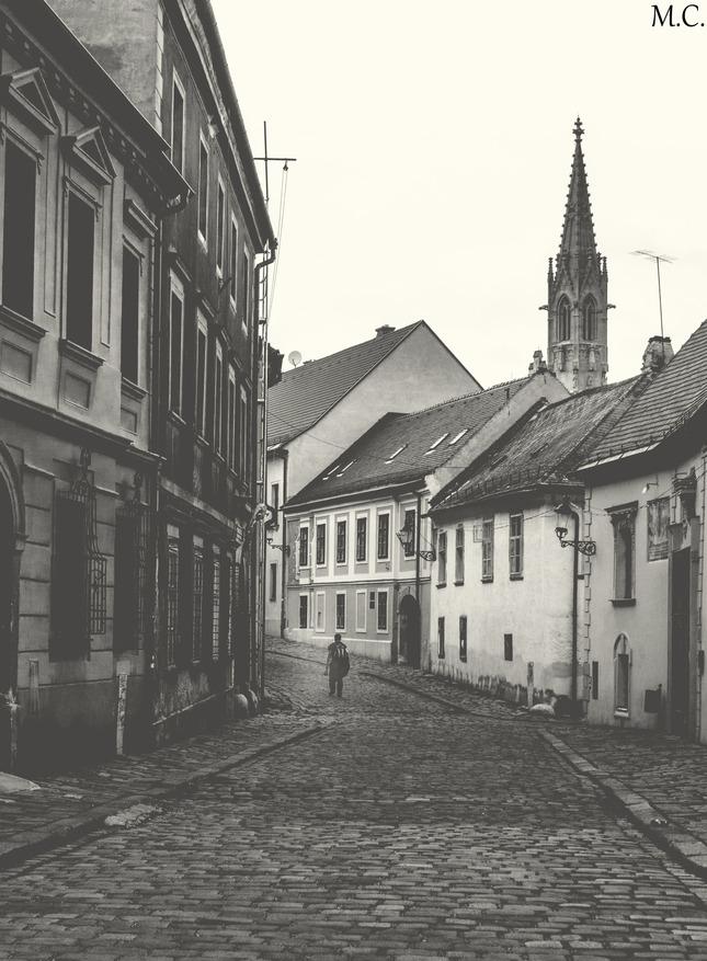 Bratislavské uličky