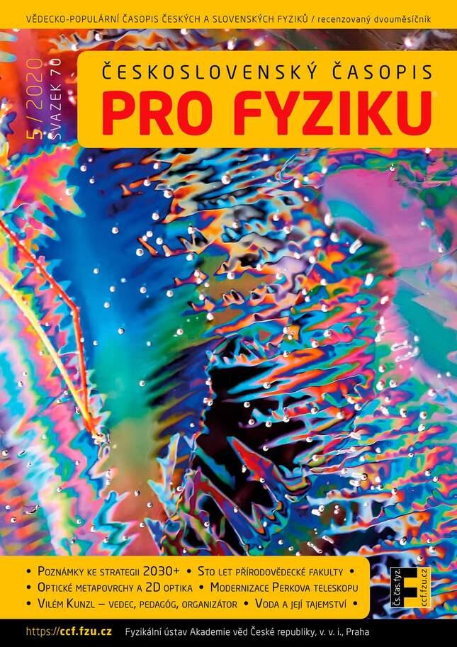 Čs. časopis pre fyziku