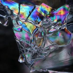 ľadový šperk