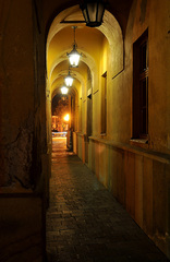Nočné uličky