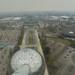 """""""Atomium """"pohľad  z výšky"""