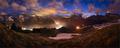 Passo Pordoi - srdce Dolomitov