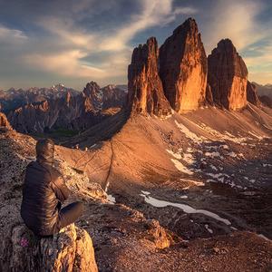 Spomienka na Dolomity