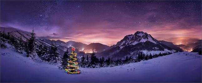Vianočný Rozsutec